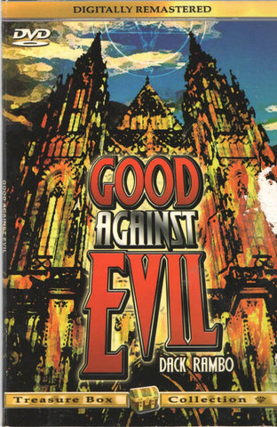 Good Against Evil Dack Rambo Digitally Remastered Treasure Box Collection DVD 1977 Used UPC728665900748