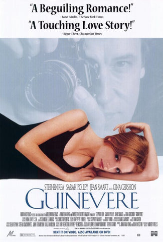 Guinevere Movie Poster 27x40 Used Sarah Polley, Brian Frank, Debra Engle, Emily Procter, Paul Dooley, Kevin Brief, Danny Kovacs, Gina Gershon, Sandra Oh, Gedde Watanabe, Jean Smart, Martin Yu, Lindsay Beamish, Carlton Wilborn, Lynne Marie Stewart