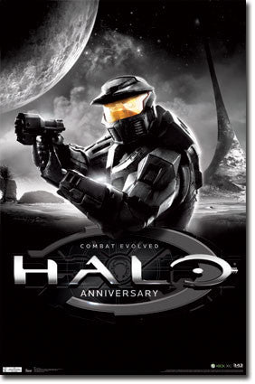 Halo – Anniversary Game Poster 22x34 RP5342