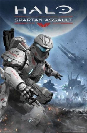 Halo - Spartan Assault Game Poster 22x34 RP13241 UPC882663032709