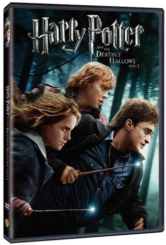 Harry Potter And The Deathly Hallows Part 1 2010 Movie Used Dvd