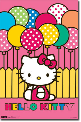 Hello Kitty – Mimmy Poster 22x34 RP1264 UPC017681012642