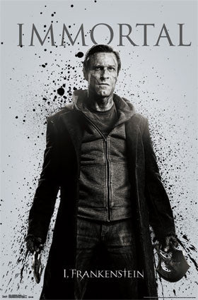 I, Frankenstein – Immortal Movie Poster 22x34 RP13165 UPC882663031658