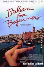 Italian for Beginners Movie Poster (2000) 27x40 Used  Anders W Berthelsen, Peter Gantzler