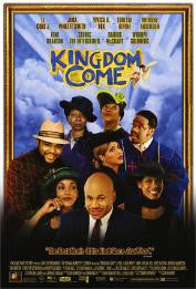 Kingdom Come Movie Poster 27x40 Used Cedric the Entertainer, LL Cool J, Whoopi Goldberg