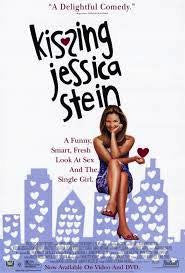 Kissing Jessica Stein Movie Poster 27x40  Used Kevin Sussman, Vinny Vella, Jimmy Palumbo, Tovah Feldshuh, Tibor Feldman, David Aaron Baker, Jon Hamm, Jackie Hoffman, Michael Ealy, Michael Mastro, Scott Cohen