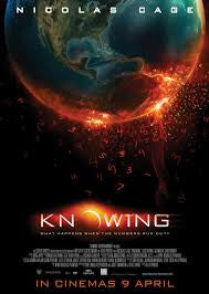 Knowing Movie 2009 Used DVD Nicolas Cage