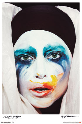 Lady Gaga – Applause Poster 22x34 RP9775 UPC017681097755