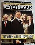 Layer Cake Movie Poster 17x24 L4yer Used Nick Thomas-Webster, Peter Rnic, Francis Magee, Dimitri Andreas, Dragan Micanovic, Colm Meaney, Philip Howard, Jason Flemyng, Jamie Foreman, Ivan Kaye, Daniel Craig