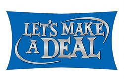Mystery Auction/Let's Make A Deal Game