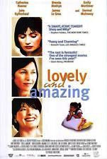 Lovely and Amazing Movie Poster 27x40  Used Eric Winzenried, James LeGros, Jeremy Kramer, Alan Naggar, Jeanne McCarthy, Scott Adsit, Evan Mirand, Nate Richert, Mariah O'Brien, Elayn Taylor, Spencer Garrett, Ashlynn Rose