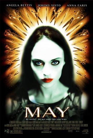 May 2002 Movie Poster 27X40 Used Angela Bettis, Merle Kennedy, Anna Faris, Ken Davitian, Kevin Gage, Jennifer Grant, Nora Zehetner, Jesse Hlubik, James Duval, Connor Matheus, Jeremy Sisto, Will Estes