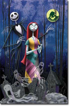 NBC – Romance Poster 22x34 RP5600  UPC017681056004 Nightmare Before Christmas