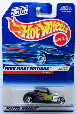 New 1998 Hot Wheels '32 Ford 1998 First Editions