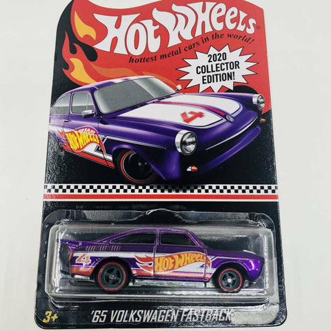 New 2020 Hot Wheels '65 Volkswagen Fastback Target Mail in