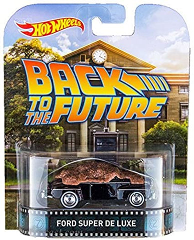 New 2020 Hot Wheels Back To The Future Ford Super De Luxe