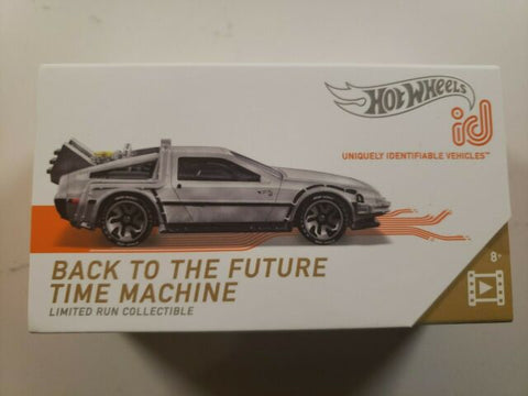 New 2020 Hot Wheels Back To The Future Time Machine Id Car Series 1