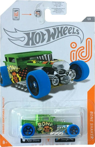 New 2020 Hot Wheels Bone Shaker ID Car