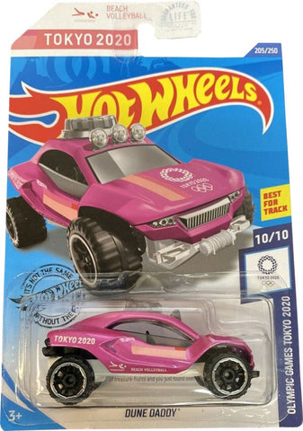 New 2020 Hot Wheels Dune Daddy Olympic Games Tokyo 2020 Treasure Hunt