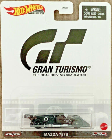 New 2020 Hot Wheels Gran Turismo Mazda 787B