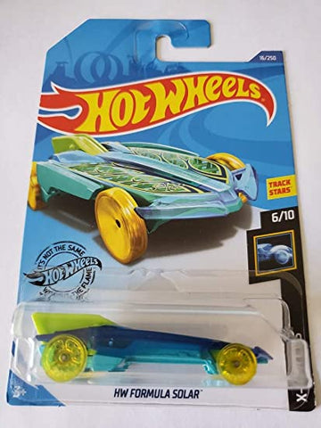 New 2020 Hot Wheels HW Formula Solar X-Racers
