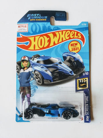 New 2020 Hot Wheels Hyperfin HW Screen Time Netflix Fast & Furious Spy Racers Car