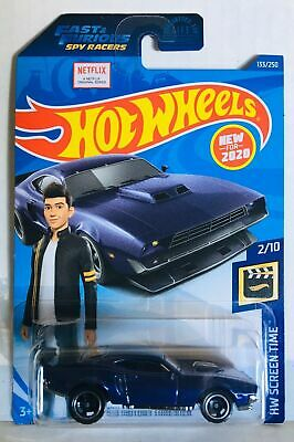 New 2020 Hot Wheels ION Motors Thresher The Fast & The Furious Spy Racers Netflix