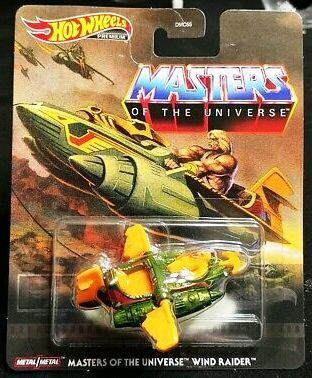 New 2020 Hot Wheels Masters Of The Universe Wind Raider Retro Entertainment