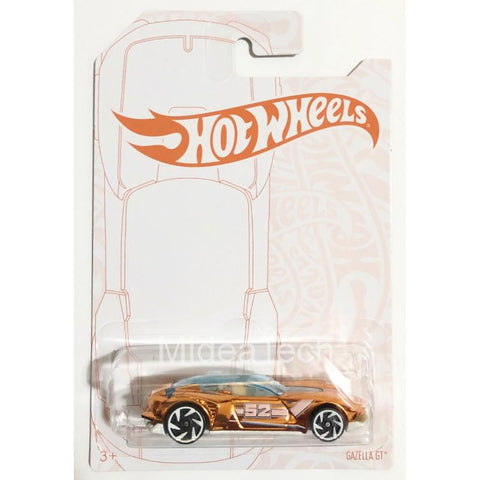 New 2020 Hot Wheels Pearl and Chrome Gazella GT Chase