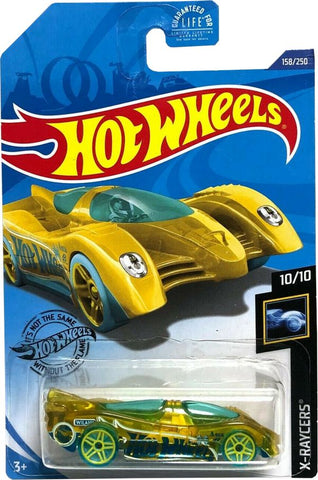 New 2020 Hot Wheels Power Pistons X-Racers Treasure Hunt Made in Indonesia Variation Rare