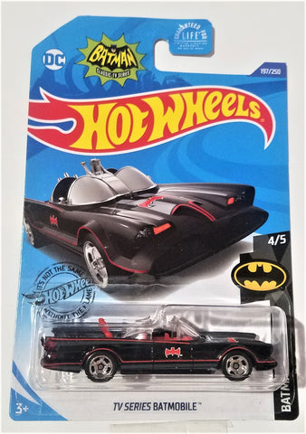 New 2020 Hot Wheels TV Series Batmobile Batman DC