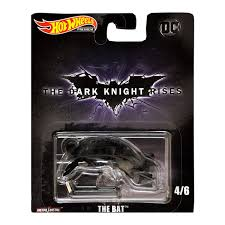 New 2020 Hot Wheels The Dark Knight Rises The Bat DC