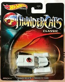 New 2020 Hot Wheels Thundercats Classic Thunder Tank Retro Entertainment