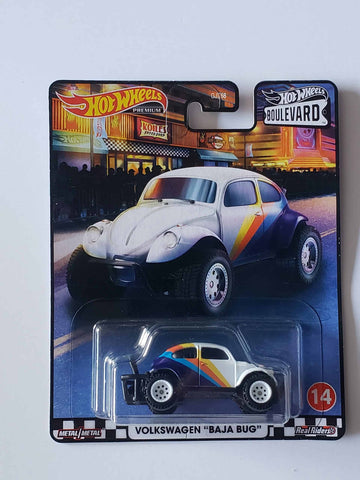 New 2020 Hot Wheels Volkswagen Baja Bug Boulevard