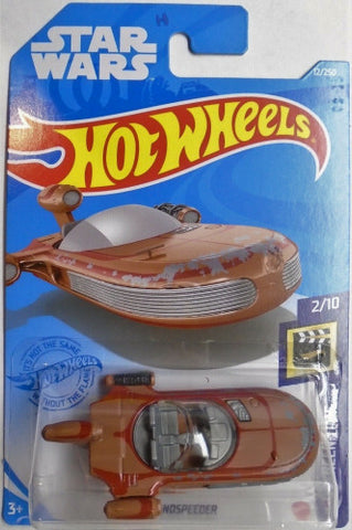New 2021 Hot Wheels X-34 Landspeeder Star Wars