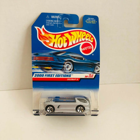 New 2000 Hot Wheels Deora II First Edition
