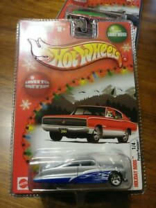 2004 Hot Wheels Holiday Rods Limited Edition Purple Passion Larry Wood