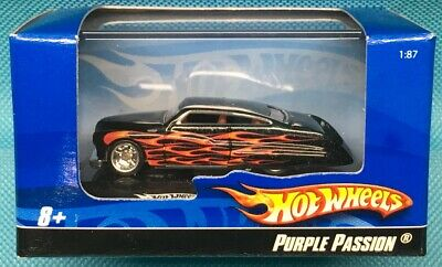 New 2007 Hot Wheels Purple Passion 1:87 Scale