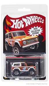 New 2019 Hot Wheels '67 Ford Bronco K-Mart Mail In Truck Collectors Edition