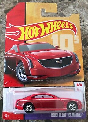 New 2019 Hot Wheels Cadillac Elmiraj Throwback Series Target Exclusive