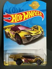 New 2019 Hot Wheels Gold Limited Edition Blitzspeeder