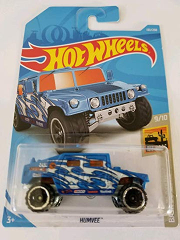 New 2019 Hot Wheels Humvee Treasure Hunt Baja Blazers