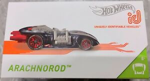 New 2019 Hot Wheels ID Car Arachnorod Series 1