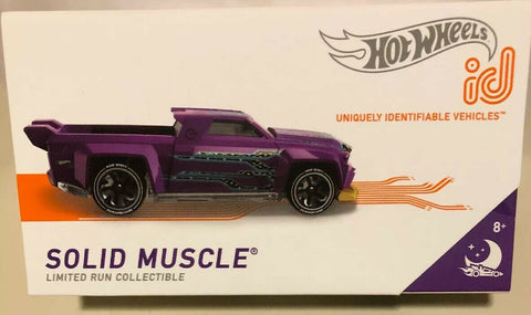New 2019 Hot Wheels ID Car Solid Muscle