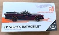 New 2019 Hot Wheels ID Car TV Series Batmobile Series 1