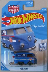 New 2019 Hot Wheels Kool Kombi Magnus Walker Volkswagen Urban Outlaw