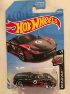 New 2019 Hot Wheels Porsche 918 Spyder