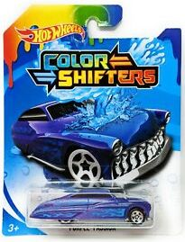 New 2019 Hot Wheels Purple Passion Color Shifters