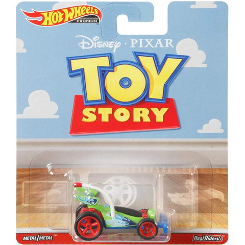 New 2019 Hot Wheels RC Car Toy Story Disney Pixar Premium Real Riders Retro Entertainment