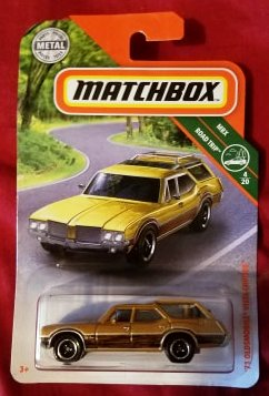 New 2019 Matchbox '71 Oldsmobile Vista Cruiser Stationwagon 1971